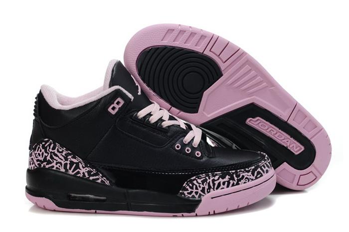 basket Noir Air 3 Jordan Femme 5 qUx76tT
